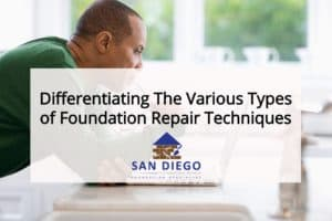 Differentiating The Various Types of Foundation Repair Techniques